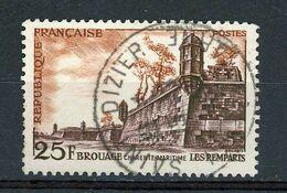 FRANCE -  BROUAGE - N° Yvert 1042 Obli. DE SAINT-DIZIER - 1921-1960: Période Moderne