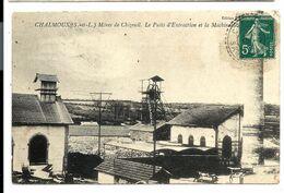 CHALMOUX - MINES De CHIZEUIL - Puits D'extraction (1908) - VENTE DIRECTE X - Andere Gemeenten