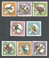 Mongolia 1959 Used Stamps CTO , Set - Mongolia