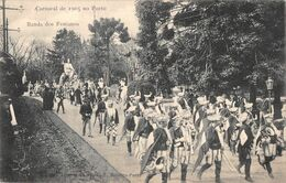 CPA   PORTUGAL  Carnaval De 1905 NO PORTO  Banda Dos Fenianos - Sonstige