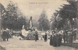CPA   PORTUGAL  Carnaval De 1905 NO PORTO  Carro De Fenianos - Porto