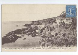 06/CPA - Estérel - Le Trayas - Vue Générale Et Hotel De La Réserve - Frankrijk