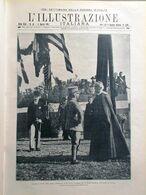 L'Illustrazione Italiana 11 Agosto 1918 WW1 Corfù Masso Grappa Tedeschi Soissons - Weltkrieg 1914-18