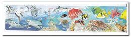 Polynesië 2011, Postfris MNH, Sealife - Neufs