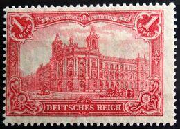 ALLEMAGNE EMPIRE                      N° 92A                OBLITERE - Allemagne