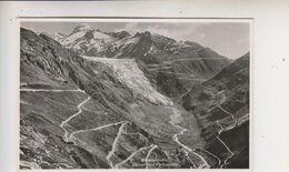SP- SUISSE - Rhonegletscher - Grimsel Und Furkastrasse - Rhone - - VS Valais