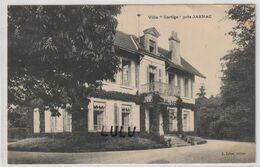 "DEPT 16 : Edit. L Lebon : Villa ""Cartige "" Près De Jarnac - Jarnac"