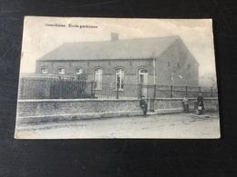 Ancienne CP De Gourdinne : école Gardienne En 1914 - Walcourt