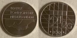 Netherlands - 2 1/2 Gulden 2001 (nl023) - [ 3] 1815-… : Royaume Des Pays-Bas