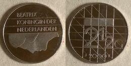 Netherlands - 2 1/2 Gulden 2000 (nl026) - [ 3] 1815-… : Royaume Des Pays-Bas