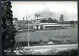 CV3508 DALMINE (Bergamo BG) Scorcio Panoramico, FG, Viaggiata 195.. Per Trento, Francobollo Asportato, Buone Condizioni - Bergamo