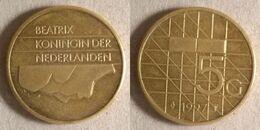 Netherlands - 5 Gulden 1997 (nl032) - [ 3] 1815-… : Royaume Des Pays-Bas