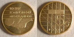 Netherlands - 5 Gulden 2001 (nl033) - [ 3] 1815-… : Royaume Des Pays-Bas