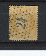 FRANCE - Y&T N° 38° - Cérès - Siège De Paris - Oblitération étoile 24 - 1870 Besetzung Von Paris