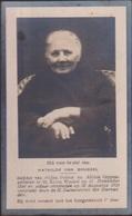 MATHILDE VAN BRUSSEL  ST KRUIS WINKEL 1860   1934 - Obituary Notices