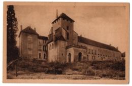 CPA 71 - AUTUN (Saône Et Loire) - L'Evêché. Place D'Hallencourt - Autun