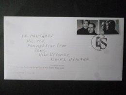 GREAT BRITAIN SG 2096-97 ROYAL WEDDING FDC HIGH WEYCOMBE - Ohne Zuordnung