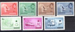 Ghana Jahr/Year 1957 ** - Ghana (1957-...)