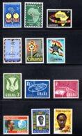 Ghana Jahr/Year 1961 ** - Ghana (1957-...)