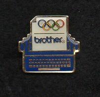 Pin's JO ALBERTVILLE 92 - Juegos Olímpicos