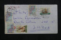 MOZAMBIQUE - Enveloppe De Beira Pour Lisbonne En 1971 - L 70880 - Mozambique