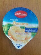 Yogurt Top 2020 Milbona - Coperchietti Di Panna Per Caffè