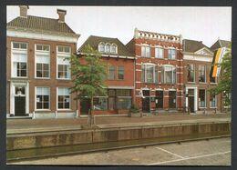 Fries Scheepvaart Museum - Kleinzand 12-18 , Sneek.  - NOT Used  , 2 Scans For Condition. (Originalscan !! ) - Sneek