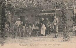 83  VIDAUBAN Le Restaurant Bouchet à La Source D'entraigues - Vidauban
