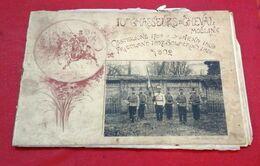 Album Photo 1902 10 ème Régiment Chasseurs à Cheval Moulins (Allier) Photographe Gelly Charleville - Non Classificati