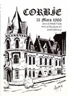 [80] Somme > Corbie EXPOSITION  1986  //  LOT  570 - Corbie