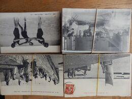 Lot De 1084 Cartes Postales De FRANCE, 447 CPA - 144 Des Années 1950 Et 493 De 1960 à 2000 - 500 Karten Min.