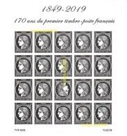 France BF N° F 5305 ** 170 Ans Du Premier Timbre-poste Français CÉRÈS, Pour Lettre Verte 0.88 - Mint/Hinged