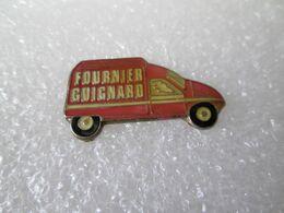 PIN'S     FOURNIER GUIGNARD  C 15 - Citroën