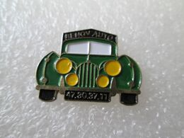 PIN'S   RENOV AUTO  JAGUAR  S TYPE - Jaguar