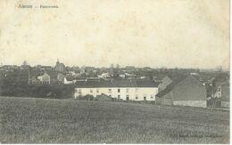 AISEAU : Panorama - Cachet De La Poste 1906 - Aiseau-Presles