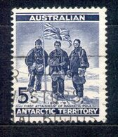 AAT Australian Antarctic Territory 1961 - Michel Nr. 6 O - Used Stamps