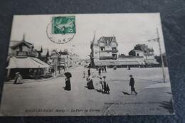 CPA -MALO LES BAINS (59) - La Place Du Kursaal - 1913 - Malo Les Bains