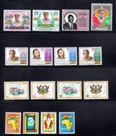 Ghana  Jahr/Year  1968/69  ** - Ghana (1957-...)