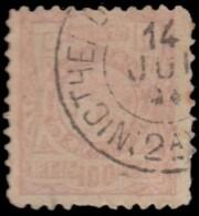 Brésil 1893. ~ YT 78 - Liberté - Usados