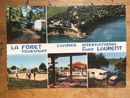 LA FORET FOUESNANT CAMPING DE SAINT LAURENT - La Forêt-Fouesnant