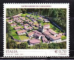 Italia 2013-camaldoli  Usato Simile - 2011-...: Oblitérés