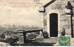 D65  PIC DU MIDI  Vue Prise De L' Observatoire   ..... - Bagneres De Bigorre