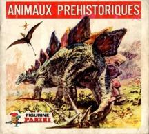 Album Chromo - 080 - Panini - Animaux Préhistoriques - 1974 (manque Une Image) ?? Complet ?? - Panini