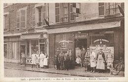 Bar Tabac Chaumette à Essonnes , Boucher Charcutier - Caffé