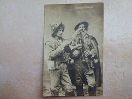 CPA ROUMANIE Costumi Romani - Romania