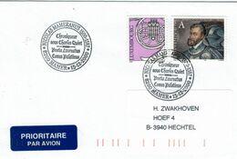 Karl V. - Charles Quint - 8200 Mamer - Nicolas Mameranus Poeta Laureatus Comes Palatinus - Persönlichkeiten