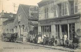 77 , LIEUSAINT , Restaurant Du Garage  , *  453 28 - Andere Gemeenten