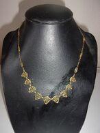 Chaine En Or Filigrane 18 K   Poids 5.5 Grammes - Halsketten