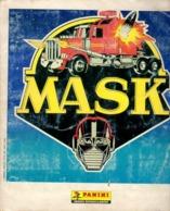 Album Chromo - 095 - Panini - MASK - 1986 - French Edition