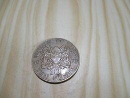 Kenya - 10 Cents Jomo Kenyatta 1970.N°404. - Kenya